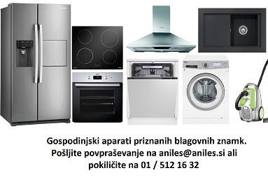 gospodinjski aparati
