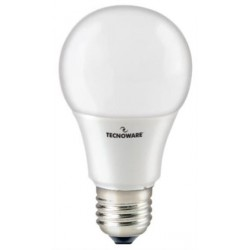 LED sijalka Technoware E27, 9w, 3000K