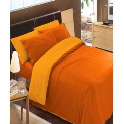 premium posteljnina ORANGE - OCRA