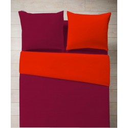 premium posteljnina RED - BORDEAUX