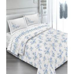 premium posteljnina ROSE BLUE