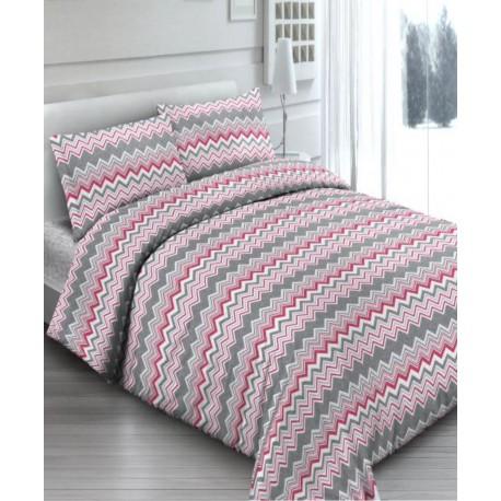 premium posteljnina TIDE PINK