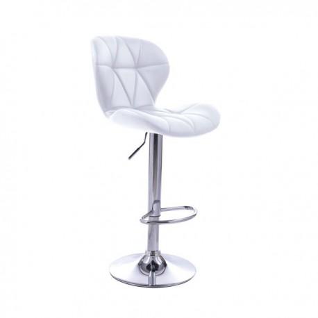 barski stol Indira, bela ali črna