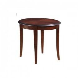 klubska miza ANTIK okrogla