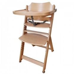 stolček za hranjenje Jorah z mizico