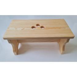 pručka lesena bor, oljena