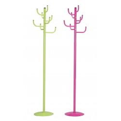 obešalnik Colour, roza ali zelen