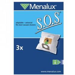 vrečke univerzalne za sesalnik SOS Menaux
