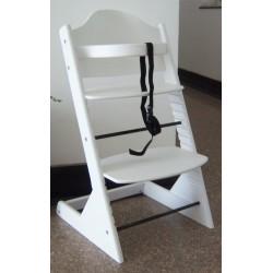 stolček za hranjenje Sigma Beli