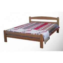 postelja Lesy 200 * 90, bukev ali wenge