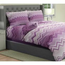 premium posteljnina SAMBA LILA