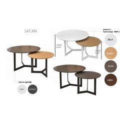 klubska miza Saturn 68