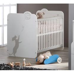 otroška posteljica Kitty 120 * 60
