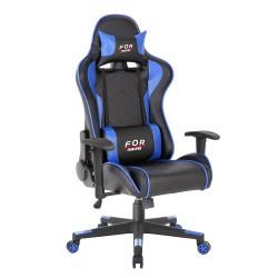pisarniški gaming stol KELT, moder ali siv