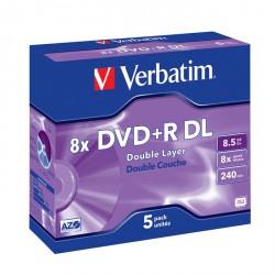 dvd+r dl medij Verbatim