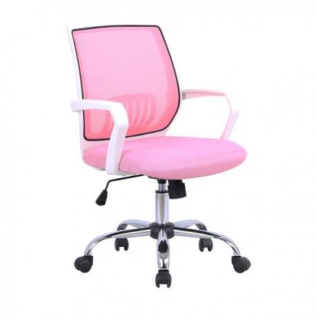 pisarniški stol LIli roza