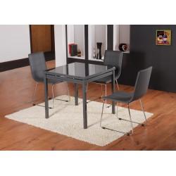 miza Practical, siva ali črna