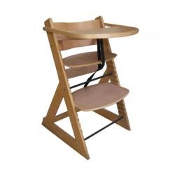 stolček za hranjenje Beta z mizico