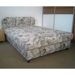 francoska postelja Zdenka 160 * 200