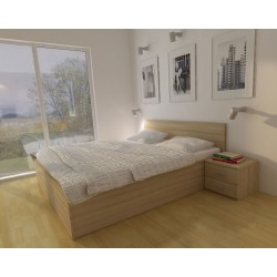 postelja Mimi 200 * 120, 9 barv