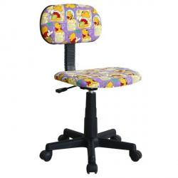 otroški pisarniški stol Pooh, 2 barvi