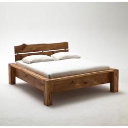 postelja Franzi 200 * 180 hrast ali bukev oljena
