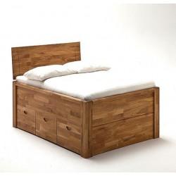 visoka postelja Elena 200 * 140 oljena
