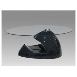 klubska miza Tinja, črna ali bela