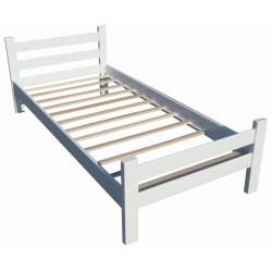 postelja Meda 200 * 120 bela