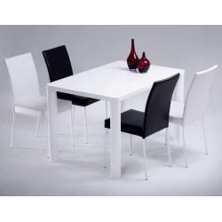 OUTLET PONUDBA: stol Luka črni
