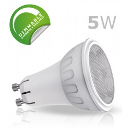 LED sijalka Tagan GU10, 5W, 2700K, dimmable