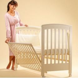 otroška posteljica Julija 120 * 60, 3 barve