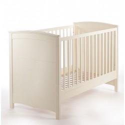 otroška posteljica Sonja 140 * 70 bela ali krem