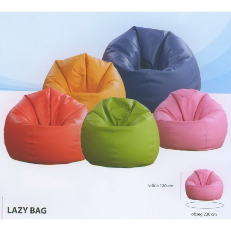 sedežna vreča LAZYBAG mala