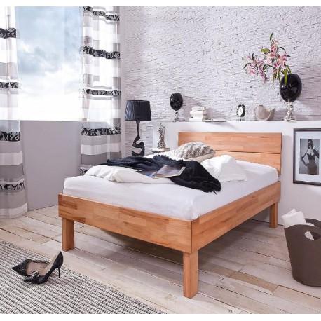 postelja Eva 200 * 90 oljena
