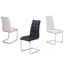stol Kaity, črn ali bel
