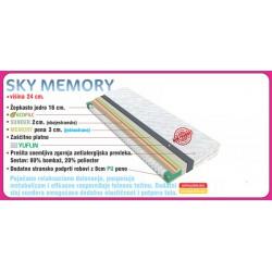 vzmetnica Sky memory 200 * 160