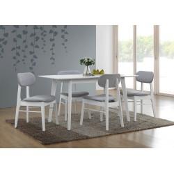 miza Parolo, raztegljiva