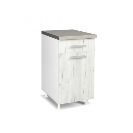 kuhinjska omarica spodnja Klasik D45KF, 5 barv