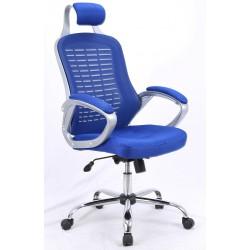pisarniški stol Sven modri