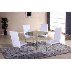 stol Vida, bela ali črna