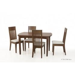 miza Oton 130 * 80, raztegljiva