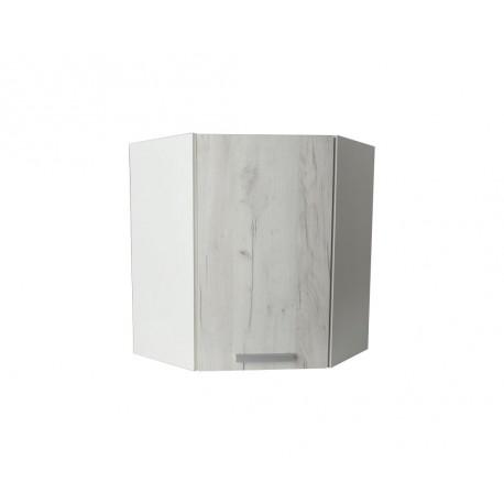kuhinjska omarica zgornja kotna Klasik VU60, 5 barv