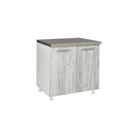 kuhinjska omarica spodnja Klasik D80, 5 barv