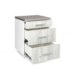 spodnja kuhinjska omarica Klasik D60F, 4 barve