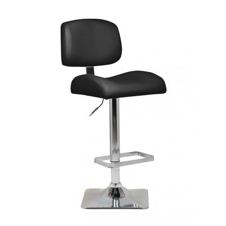 barski stol Lary črn ali bel