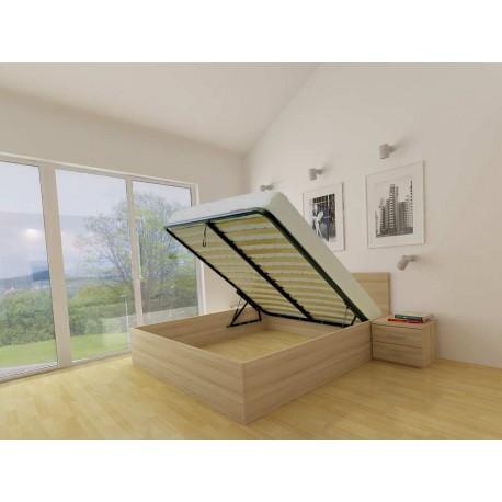dvižna postelja Lift 200 * 120, 6 barv