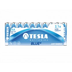 baterije Tesla Blue+ AA, 10 pack