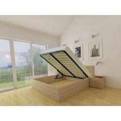dvižna postelja Lift 200 * 140, 9 barv
