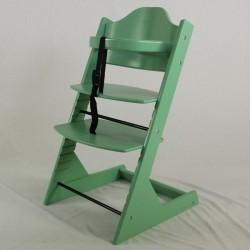 stolček za hranjenje Sigma zelen